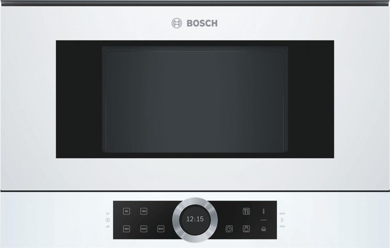 Встраиваемая микроволновая печь Bosch BFR 634GW1