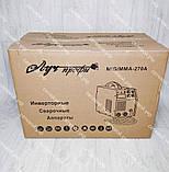Сварочный полуавтомат луч 270А для сварки без газа, фото 7