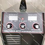 Сварочный полуавтомат луч 270А для сварки без газа, фото 4