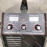 Зварювальний напівавтомат промінь 270А для зварювання без газу, фото 4