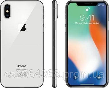 Apple iPhone X Space Gray/Silver 256Gb
