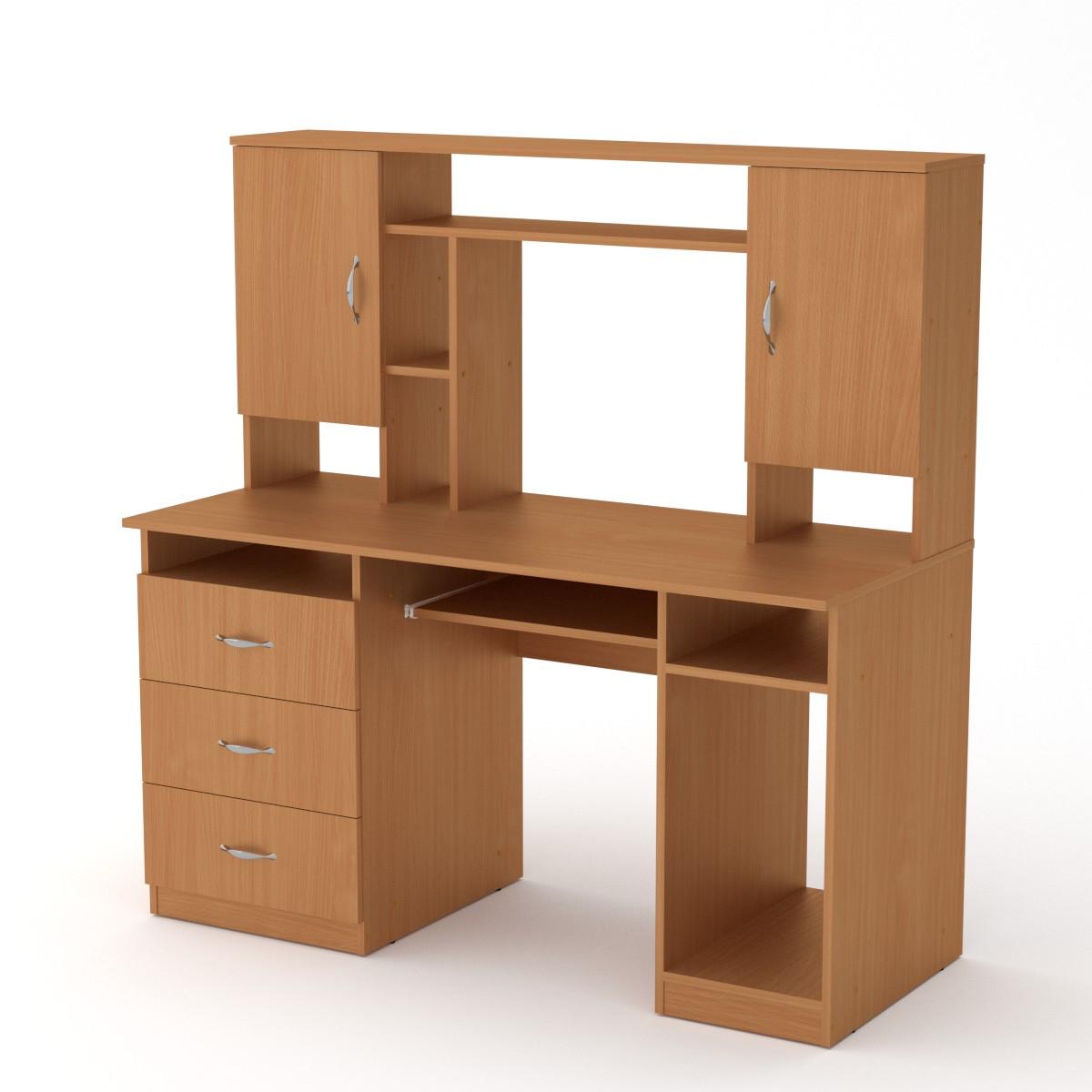Стол компьютерный менеджер бук Компанит (140х60х142 см)