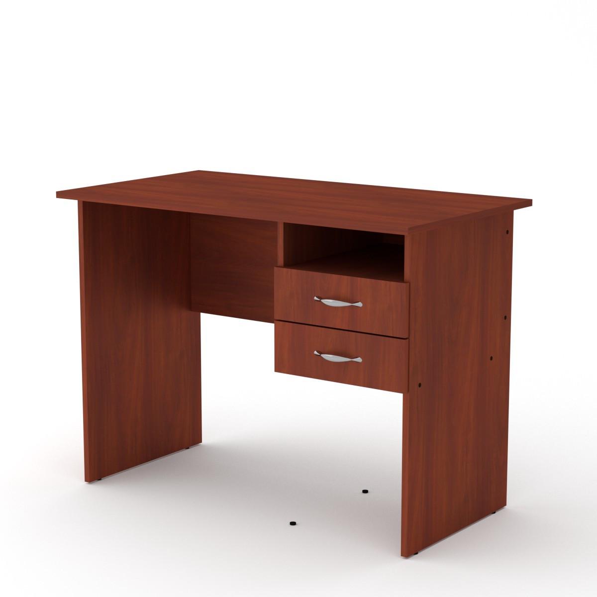 Стол письменный школьник яблоня Компанит (100х55х74 см)