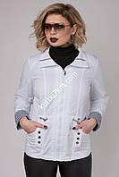 Летний пиджак хлопковый YLANNI №586, фото 1