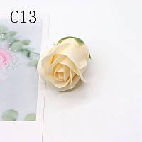 Цветы из мыла. Мыльная роза. Роза из мыла. Цвет 3(С13)