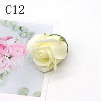 Натуральная роза из мыла. Цветы из мыла. Красивое мыло. Роза мыло. Цвет 4(С12)