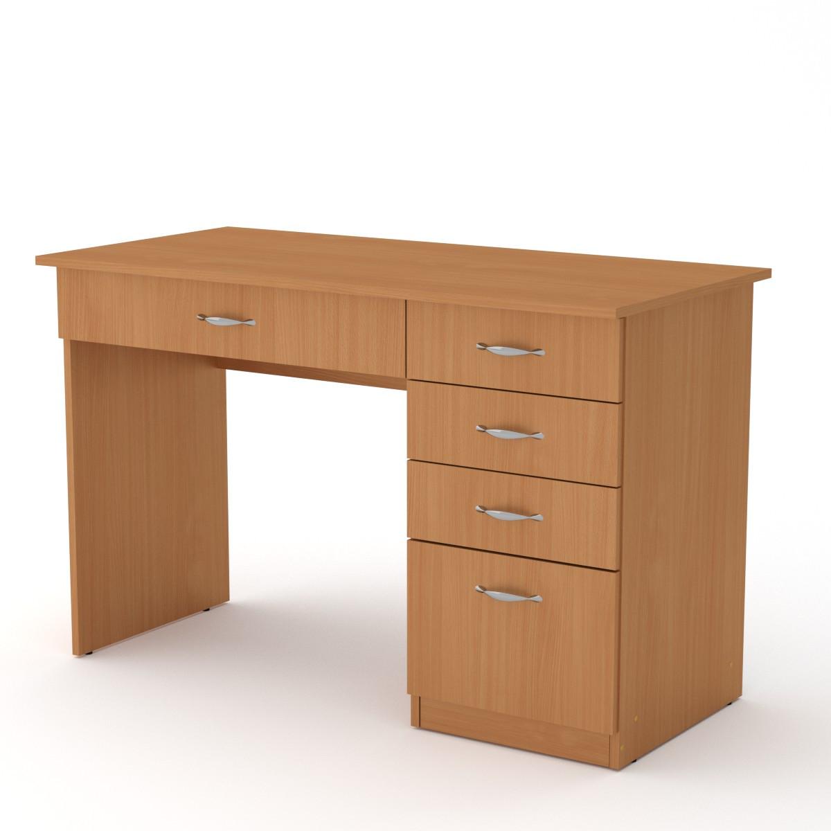 Стол письменный Студент бук Компанит (116х55х74 см)