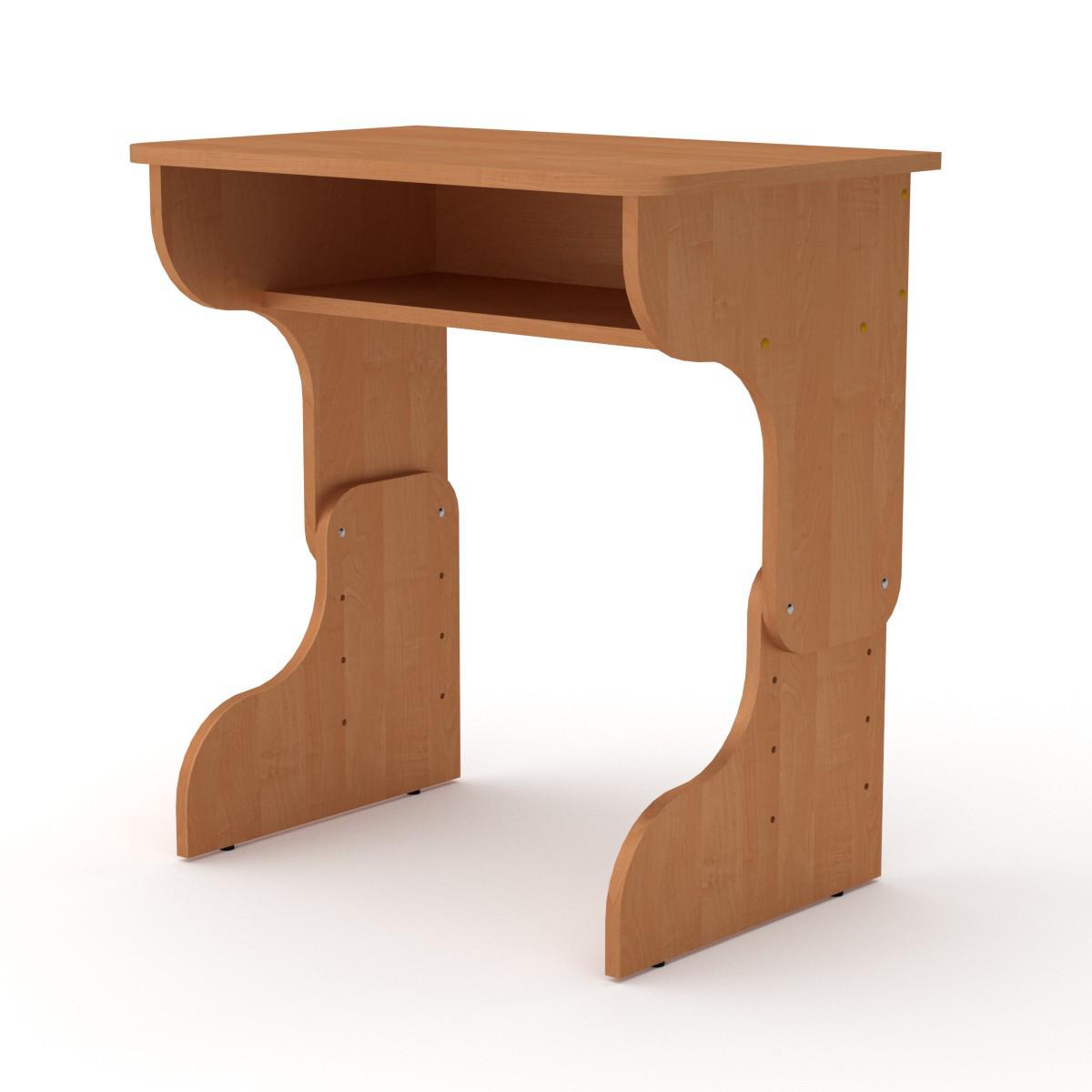 Стол письменный малыш ольха Компанит (66х43х51 см)