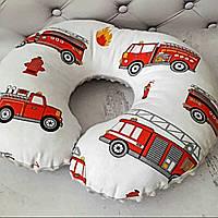 Дорожная подушка и маска для сна., фото 1