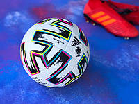 Мяч футбольный Adidas Uniforia Euro 2020 адидас евро для футбола