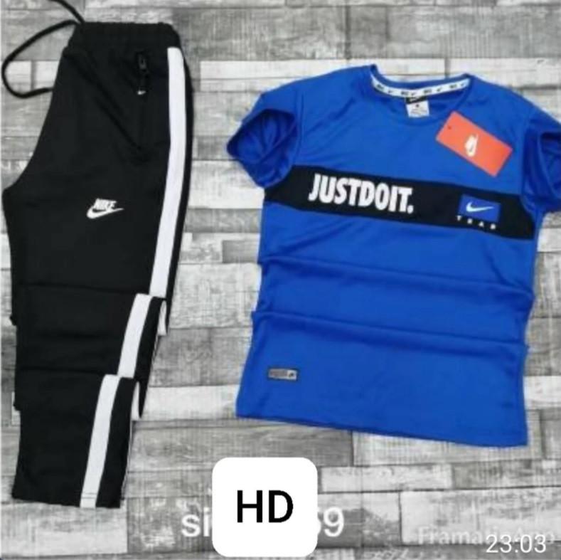 Спортивный костюм Nike Синий (весна-лето)