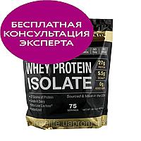 California Gold Nutrition, SPORT, изолят сывороточного протеина, без ароматизаторов, 90% протеина, быстрое