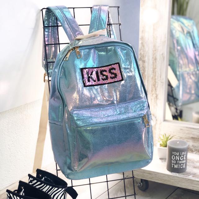 Рюкзак для девочки Kiss