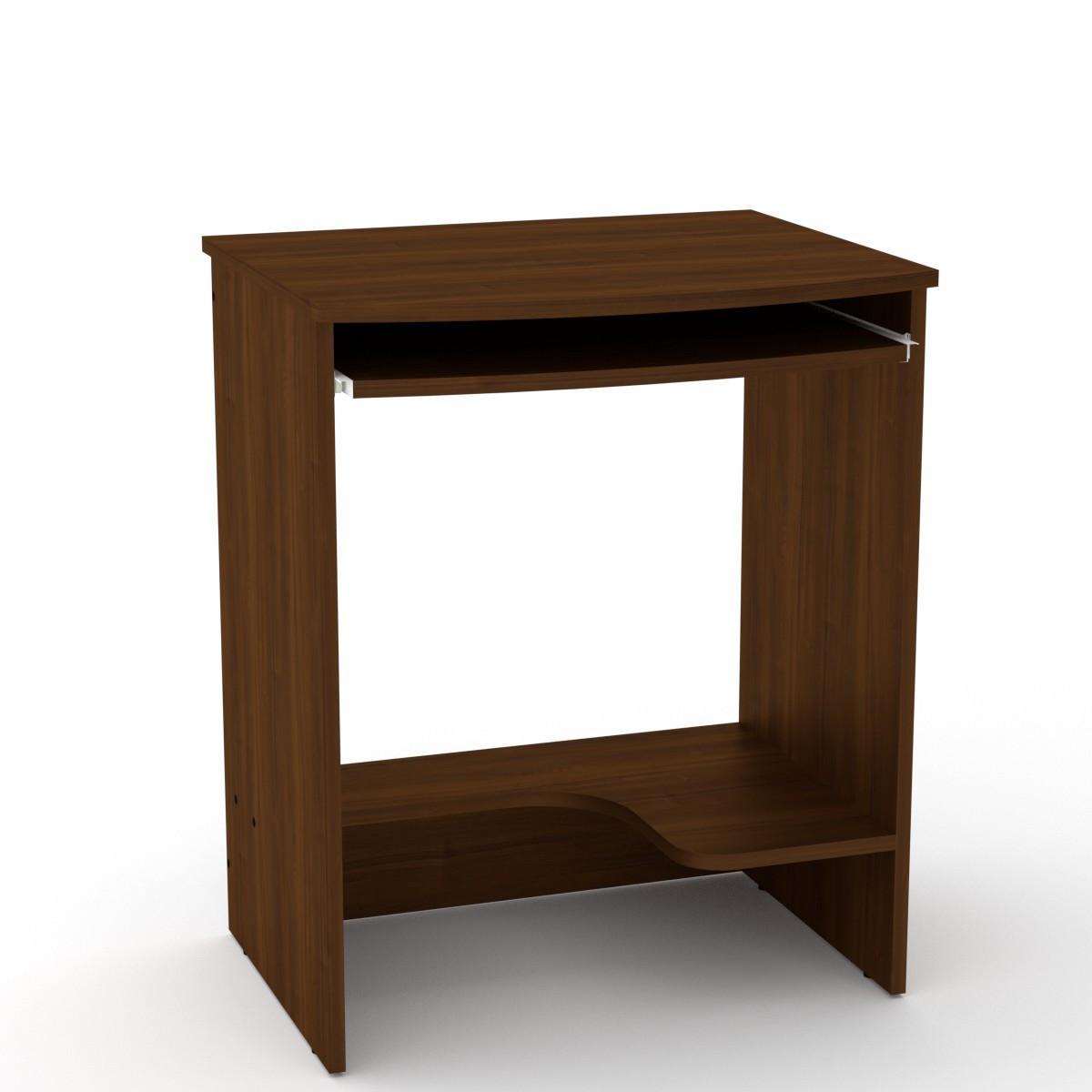 Стол компьютерный СКМ-13 орех экко Компанит (61х50х74 см)