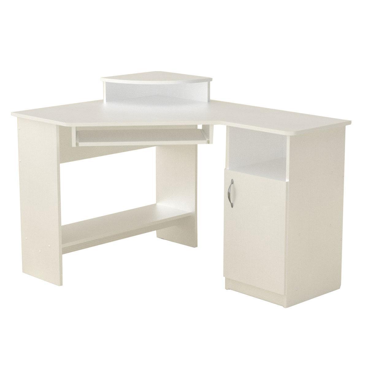Стол письменный СУ-1 белый  Компанит