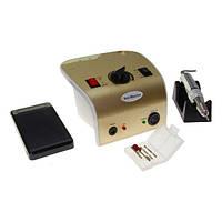 Фрезер для маникюра профессиональный JMD 304, 65 вт, золото