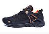 Мужские летние кроссовки сетка Merrell black черные