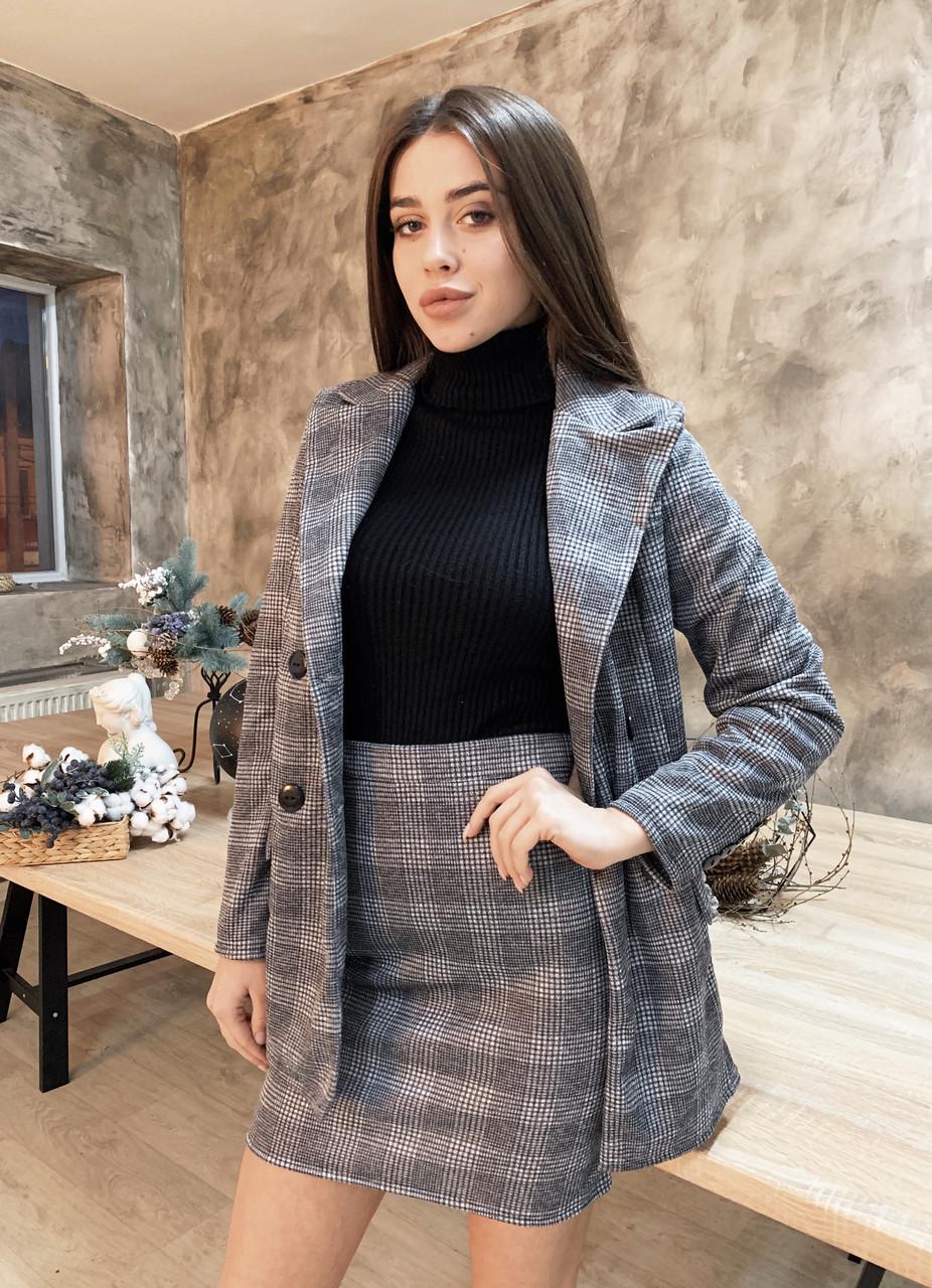 Костюм с пиджаком женский