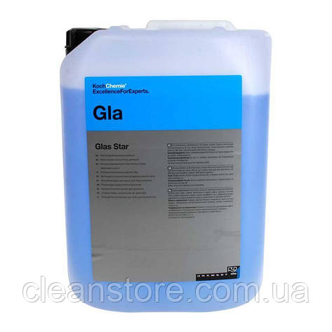 GLAS STAR очисник стекол спиртосодержащий концентрат, 33 л., фото 2