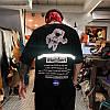 Белая футболка NASA Mombert (наса со светоотражающей полоской мужская женская), фото 9