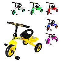 Детский трехколесный велосипед  от 1-3 лет TILLY TRIKE T-315 для малышей с корзинкой