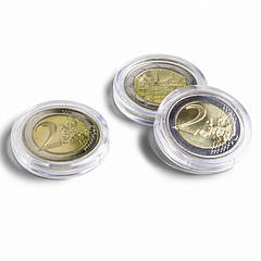 Капсулы Leuchtturm, ULTRA для монет 28 мм