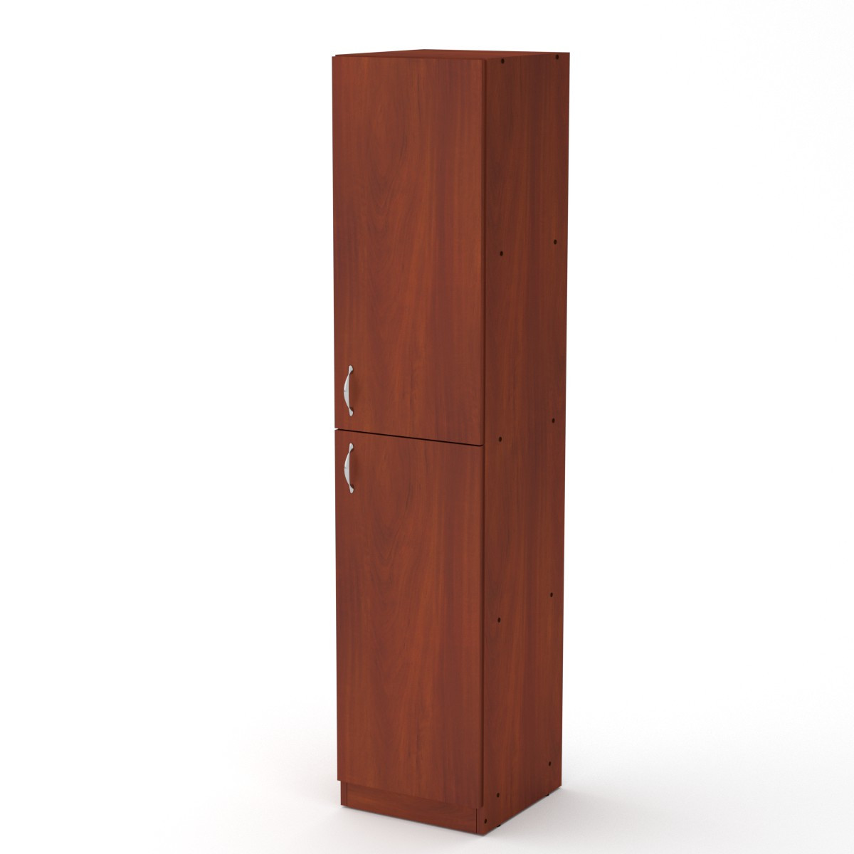 Шкаф книжный КШ-13 яблоня Компанит (35х37х159 см)