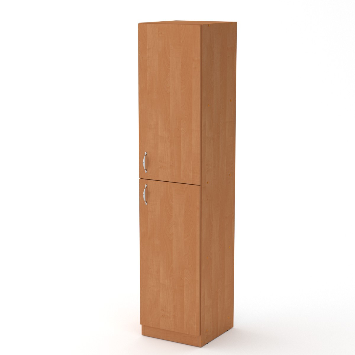 Шкаф книжный КШ-13 ольха Компанит (35х37х159 см)