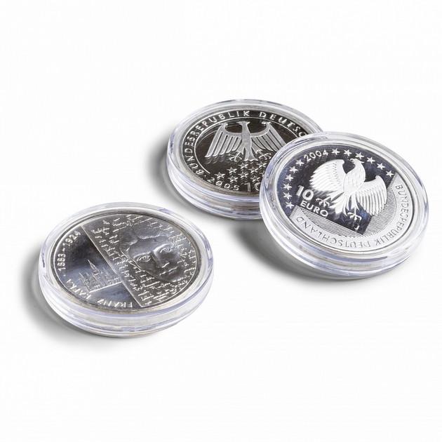 Капсулы Leuchtturm, ULTRA для монет 33 мм