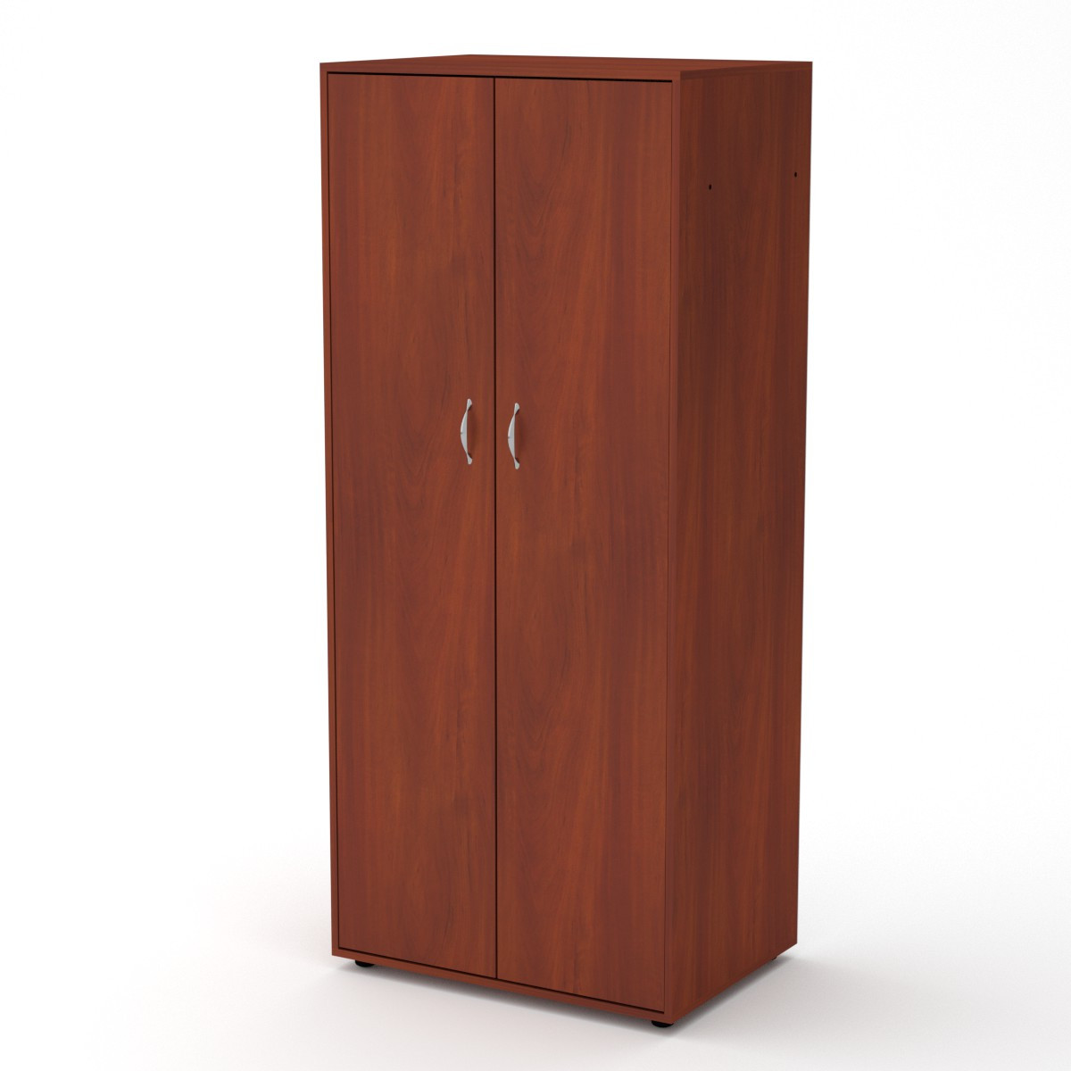 Шкаф-2 яблоня Компанит (79х55х183 см)