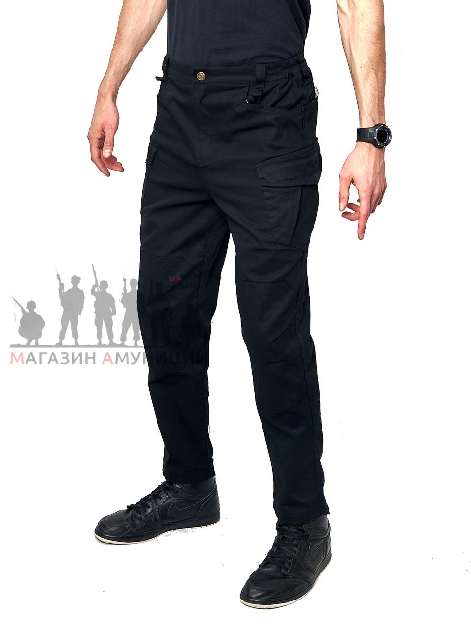 Багатофункціональні брюки тактичні. ESDY. Чорні M