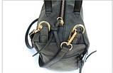 Стильная женская сумка. Сумка через плечо. КС66, фото 3