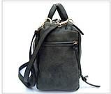 Стильная женская сумка. Сумка через плечо. КС66, фото 4