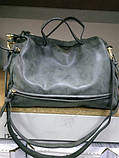 Стильная женская сумка. Сумка через плечо. КС66, фото 10
