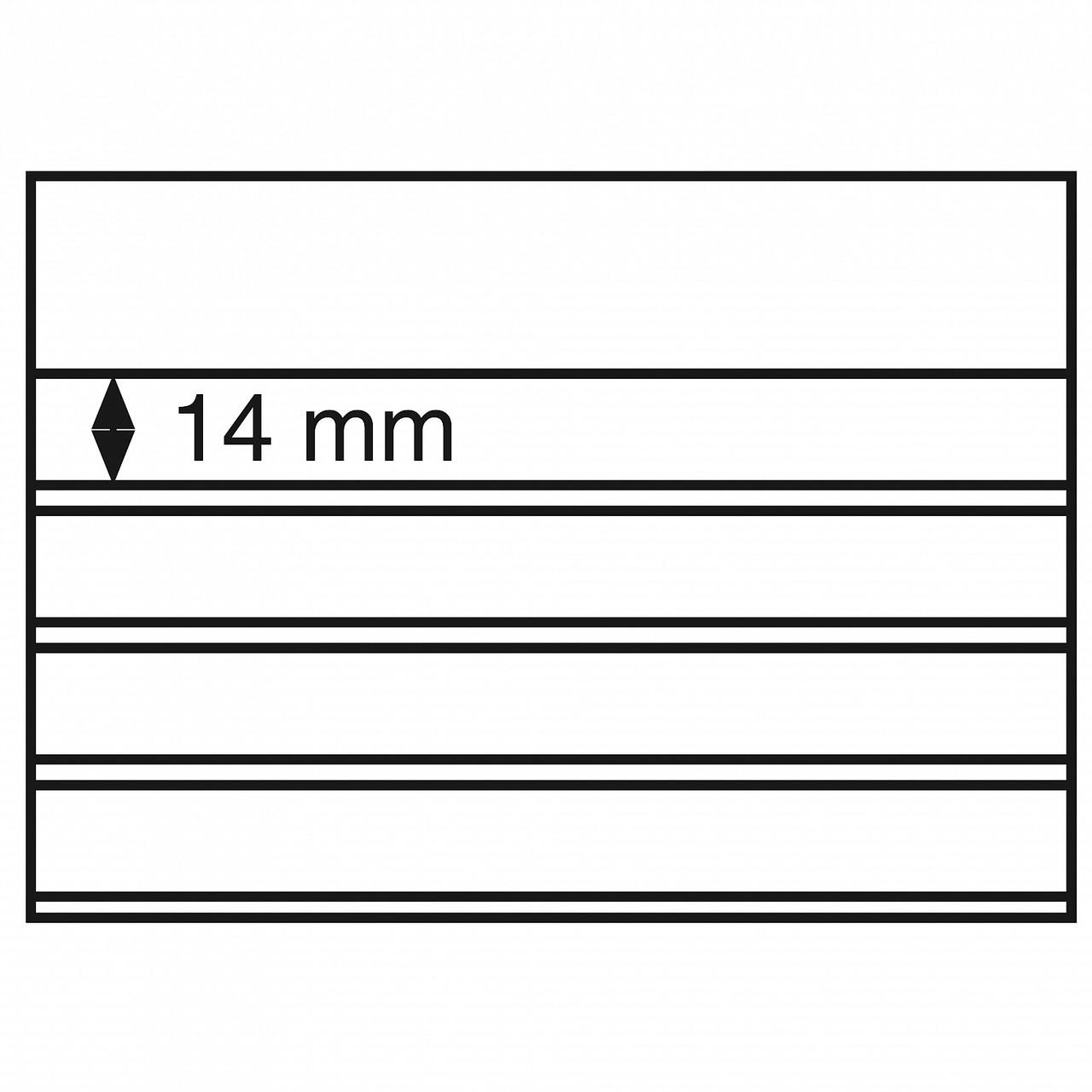 Планшет Leuchtturm, Standart (4 полоски/14мм)
