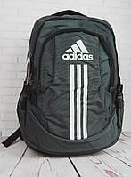 Прочный, качественный мужской рюкзак- портфель Adidas. Спортивный рюкзак Адидас. РК10