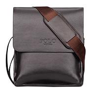 Стильная качественная мужская сумка Polo. Сумки Поло. 2 Цвета. КС2, фото 1