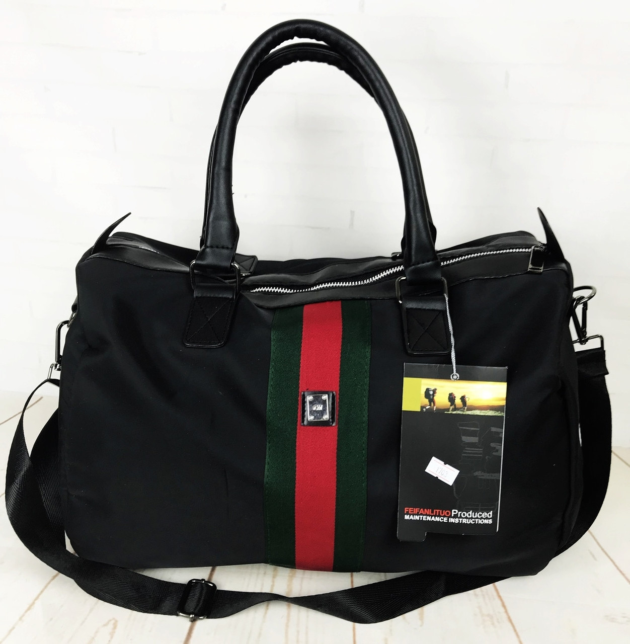 Городская сумка. Дорожная сумка. Сумка для поездок, путешествий КСС61-1