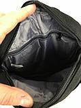 Спортивная сумка-барсетка через плечо Under Armour .Тканевая сумка. КС119, фото 3