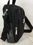 Спортивная сумка-барсетка через плечо Under Armour .Тканевая сумка. КС119, фото 4