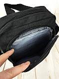 Спортивная сумка-барсетка через плечо Under Armour .Тканевая сумка. КС119, фото 6