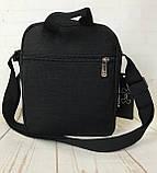 Спортивная сумка-барсетка через плечо Under Armour .Тканевая сумка. КС119, фото 7