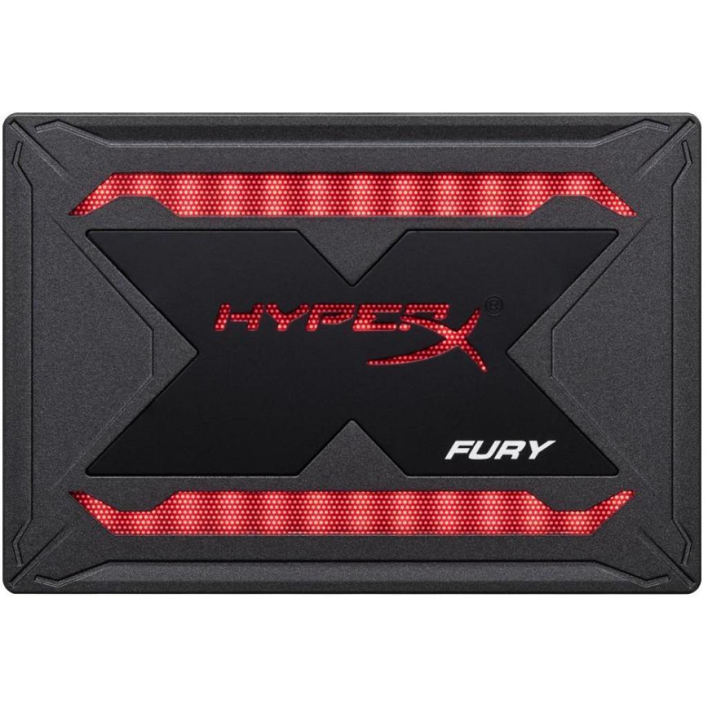 """Накопитель SSD 2.5"""" 240GB HyperX SSD (SHFR200/240G)"""