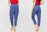 Модные Укороченные женские брюки 42-48р, фото 10