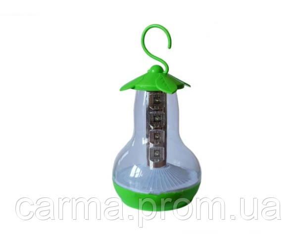 Фонарик PP-299 диодный Зеленый, синий