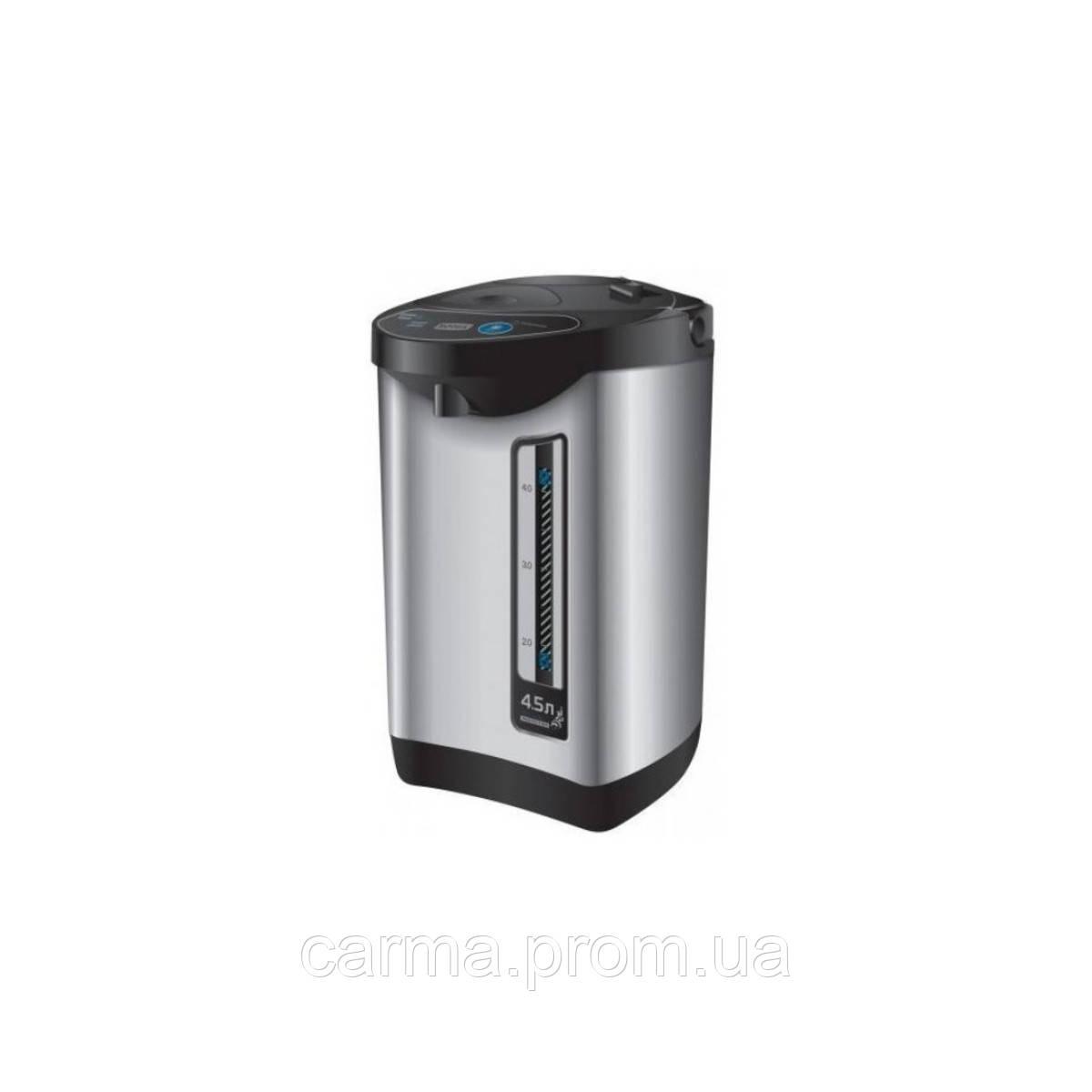 Термопот Rotex RTP 450-U 4.5 л Серебристый/Черный