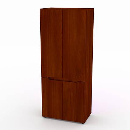 Шкаф для вещей МС-23 яблоня Компанит