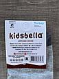 Шшкарпетки бавовна Kidsbella підліткові дитячі для дівчаток 6-7,8-9,10-11,12-13 років 12 шт уп мікс 4 кольорів, фото 3