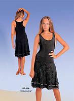 Платье для Латины ПЛ-205(р.44)