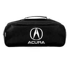 Сумка-органайзер в багажник черная полиэстер BELTEX Acura (SU31)